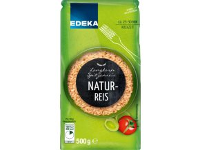 Edeka Rýže natural 500g