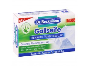 Dr. Beckmann žlučové mýdlo na skvrny 100 g