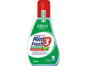 Elkos Mint Fresh Ústní voda 125 ml