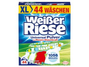Weisser Riese Univerzální prací prášek 44 dávek, 2,42 Kg