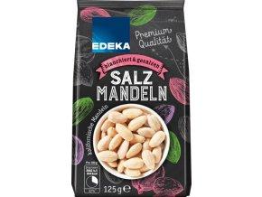 Edeka Premium Mandle pražené a solené 125g