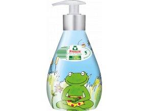 Frosch Tekuté mýdlo pro děti s dávkovačem 300 ml