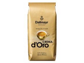 Dallmayr Crema d´Oro zrnková káva 1