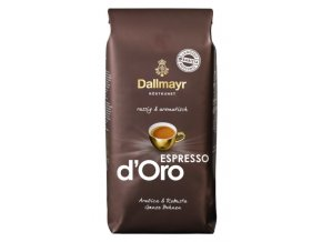 Dallmayr Espresso d'Oro zrnková káva 1 kg