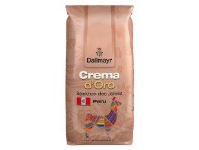 Dallmayr Crema d´Oro výběr roku 1000g