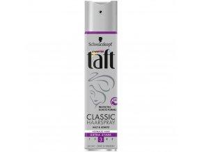 Taft Lak na vlasy Classic extra silný 3 250 ml