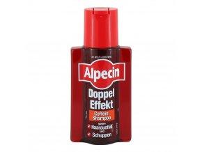 Alpecin Energizer Double Effect Shampon 200 ml  - dovezeno z Německa