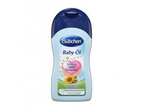 Bübchen Baby Olej 400 ml  - originál z Německa
