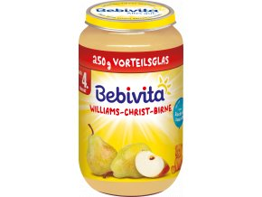 Bebivita hruška williams christ 250g