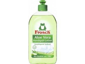 Frosch Aloe Vera, balzám na nádobí 500ml