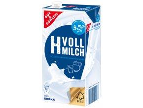 G&G Trvanlivé plnotučné mléko 3,5%  1L