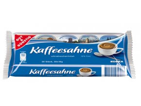 G&G Smetany do kávy 10% tuku, 20 x 10g