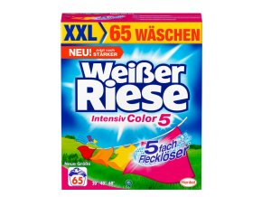 Weisser Riese Intensiv Color 60 praní, 3,85 Kg