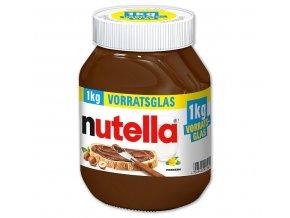 Ferrero Nutella 1 kg  - dovoz Německo