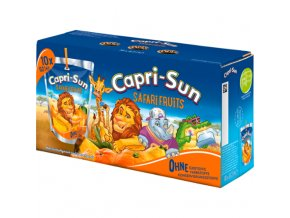 Capri Sonne Safari 10 x 200 ml