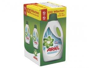 Ariel Actilift Febreze univerzální prací gel 2 x 2,75 l, 100 pracích dávek