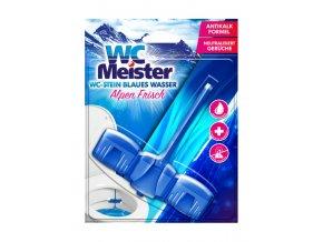 WC Meister Barvící závěska do WC alpská svěžest 45 g