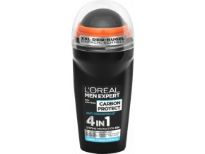L´Oréal Men Expert CArbon Protect antiperspirant ROLL ON 50ml