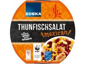 Edeka Tuňákový salát mexický 210g