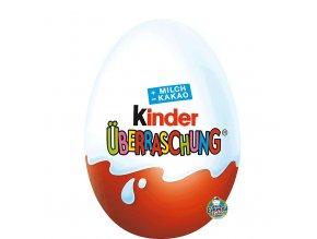 Kinder čokoládové vajíčko s překvapením 20g