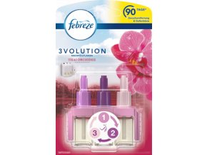 Febreze 3Volution vonná náplň Thajská orchidej 20 ml