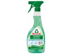 Frosch Spiritus čistič skel 500 ml  - originál z Německa