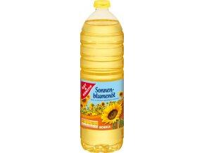 G&G Slunečnicový olej 1 l