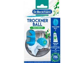 DR. Beckmann míček do sušičky s dávkovačem + vůně do sušičky jarní svěžest 50 ml