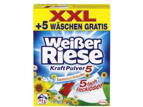 Weisser Riese Prací prášek Letní svěžest 70 PD 3,85 kg