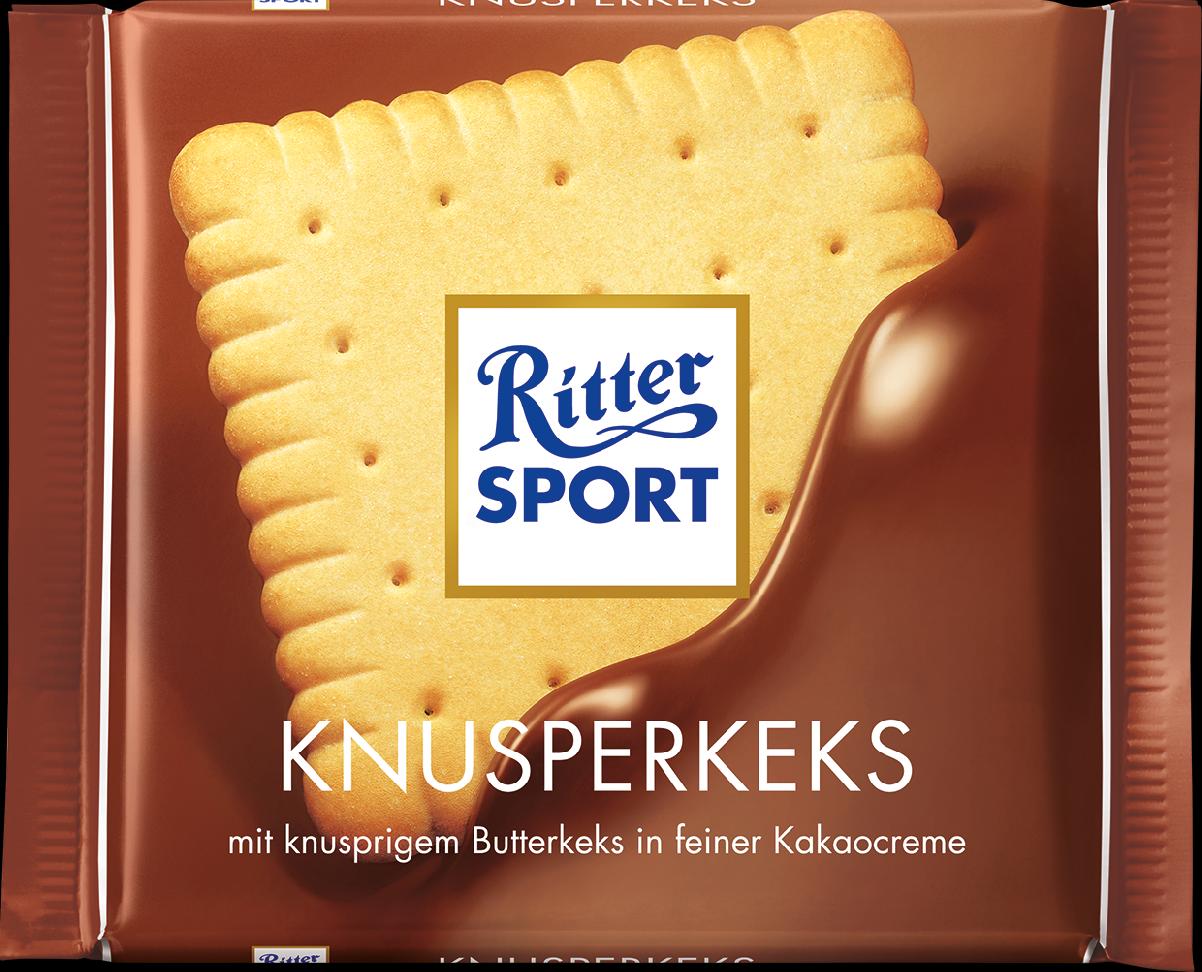 Ritter Sport Knusperkeks čokoláda 100 g