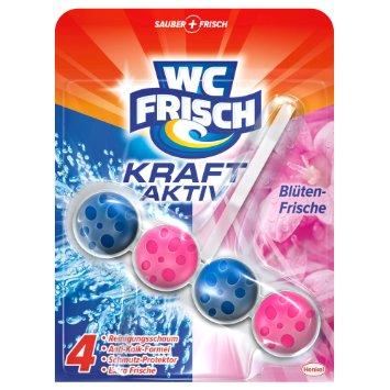WC frisch Kraft Aktiv Blüten Frische