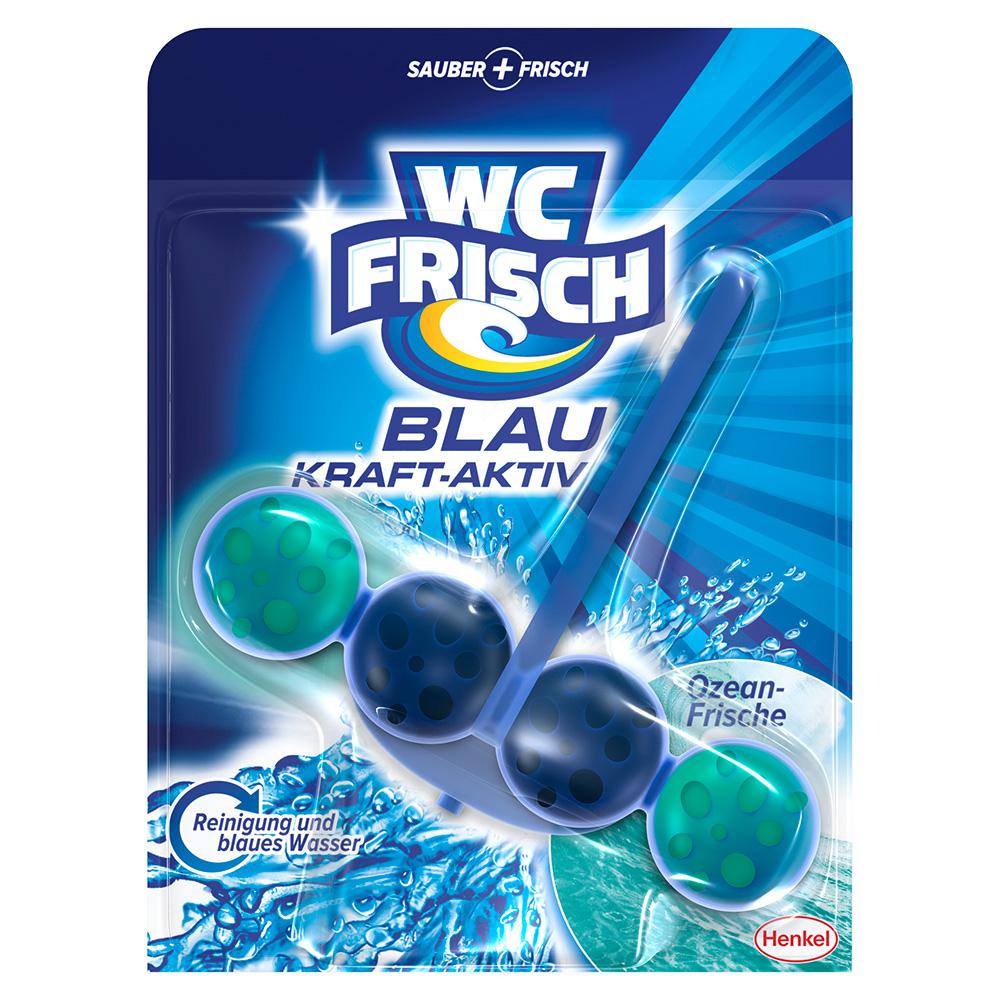 WC frisch Blau Kraft Aktiv Ozean Frische