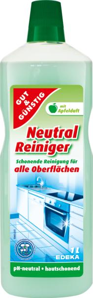 G&G Neutrální čistič na všechny povrchy s vůní jablka 1l