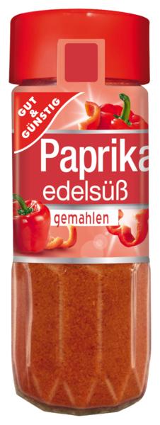 G&G Paprika jemně sladká mletá 50g