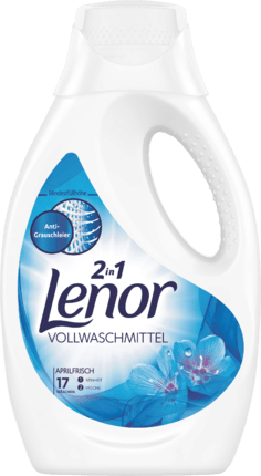 Lenor prací gel Bílá lilie, 20 dávek, 1,4 l