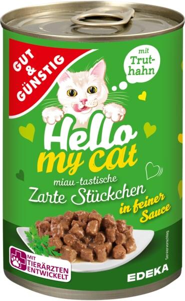 G&G Zěřina v omáčce konzerva pro kočky 415g