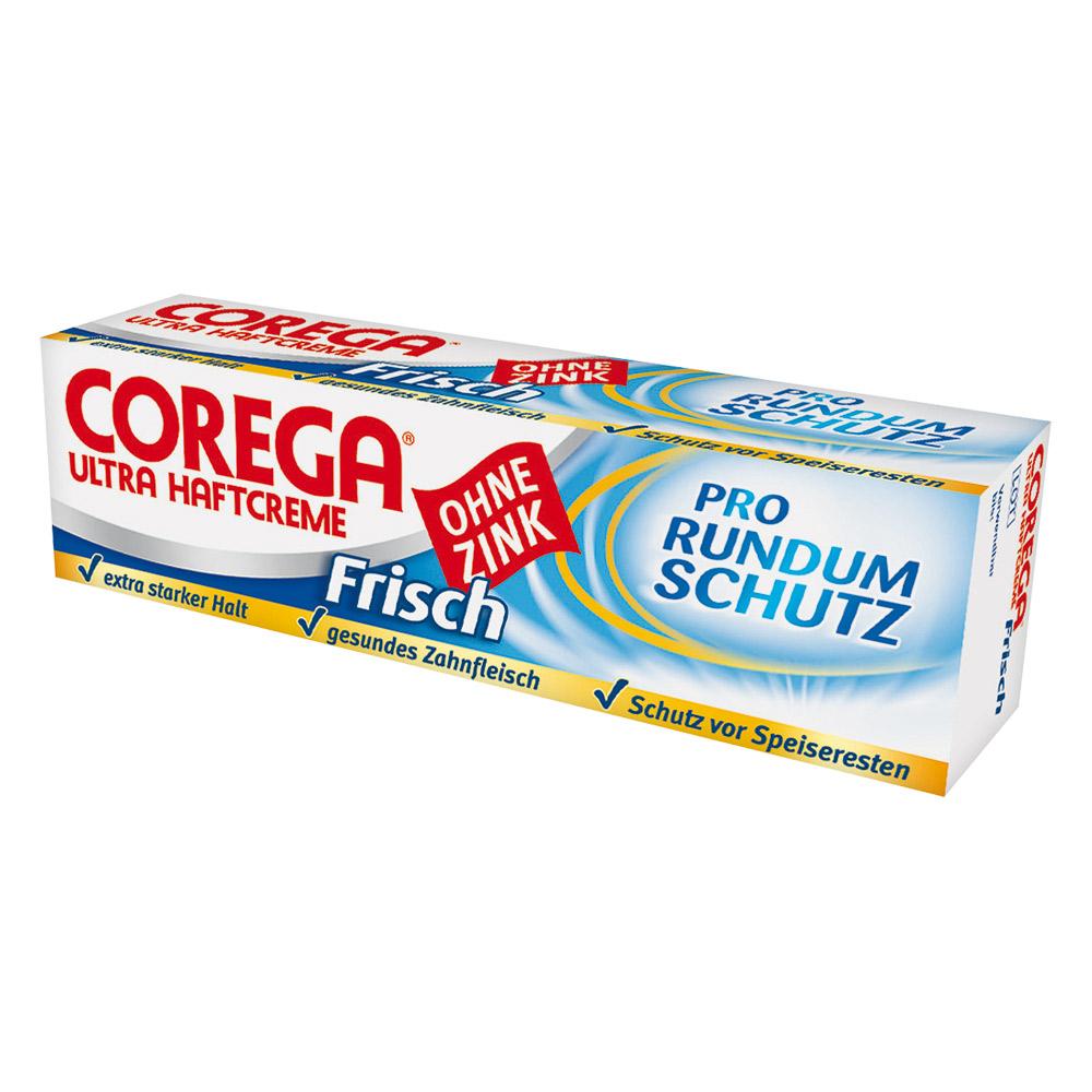 Corega fixační krém Extra silný svěží 40g - originál z Německa