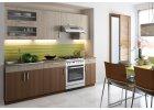 Kuchyně na míru DICKSON skořicová akácie/sonoma