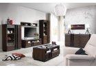 Sektorový nábytek Porti dub čokoládový