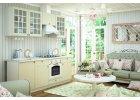 Kuchyně na míru PROVENCE vanilka