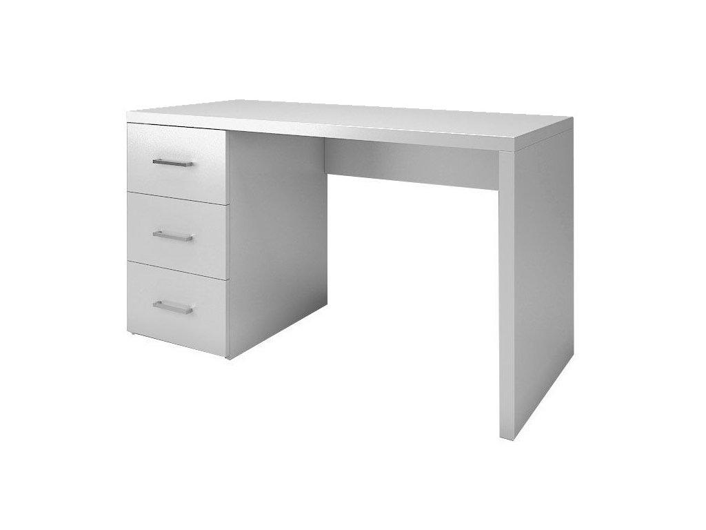Psací stůl NES bílá