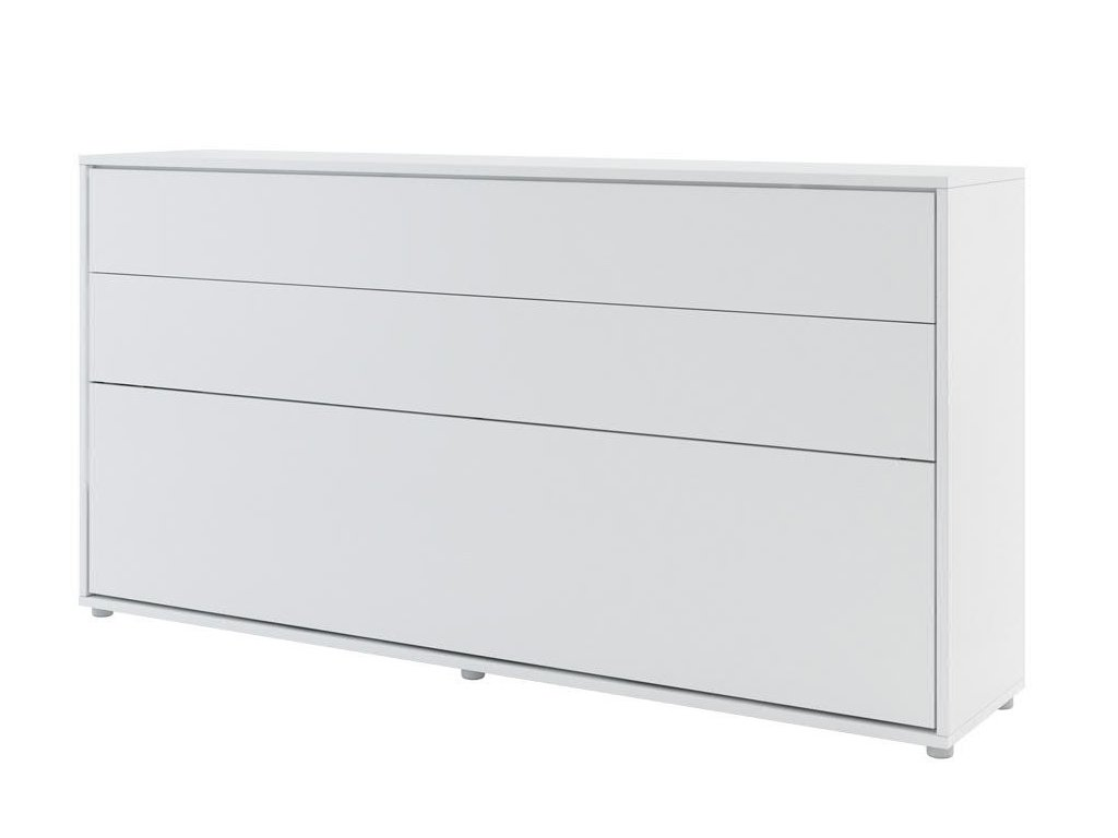 Výklopná postel 90 REBECCA bílá