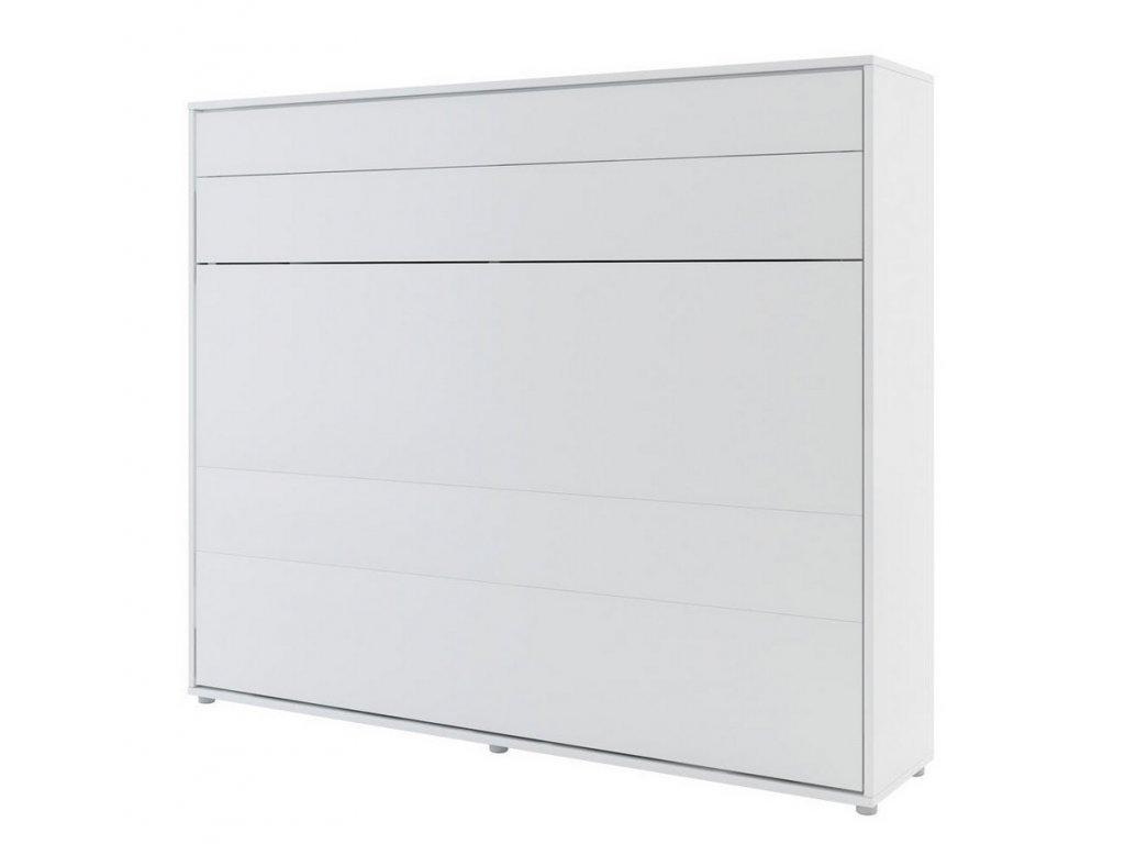 Výklopná postel 160 REBECCA bílá