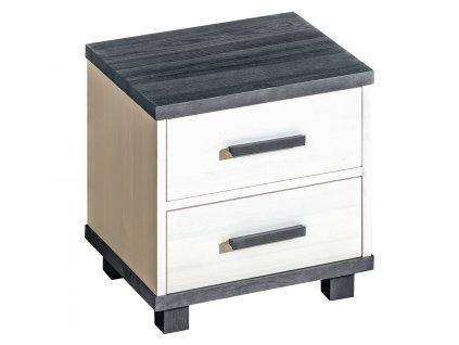 Noční stolek TASANI 10 výběr barev