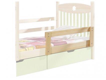 BOROVICE zabezpečovací bariéra na postel