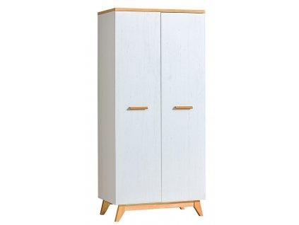 SVEEN SV1 šatní skříň andersen/nash