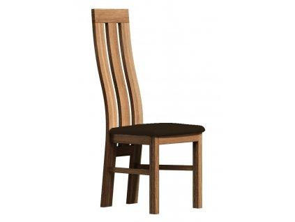 Čalouněná židle PARIS jasan světlý/Victoria 36