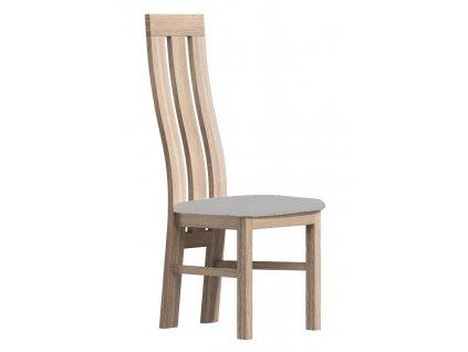 Čalouněná židle PARIS kraft zlatý/Victoria 20