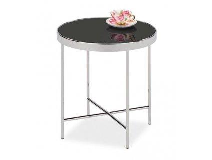 Konferenční stolek GINA C chróm