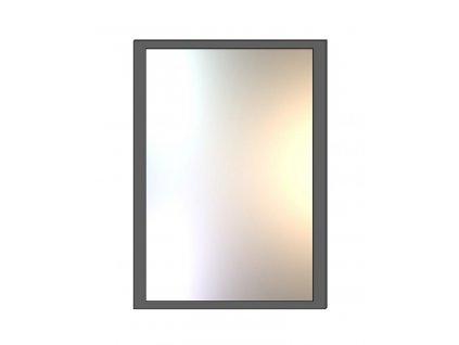 Zrcadlo GRANDE šedý grafit